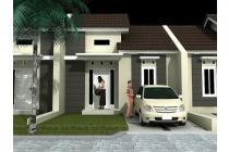 Rumah sangat strategis murah syariah 400 Mtr dari MC Donald Cilendek Bogor