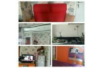 Disewakan Lantai 5 Apartemen Green Pramuka City 2 Bed Room Fully Furnish