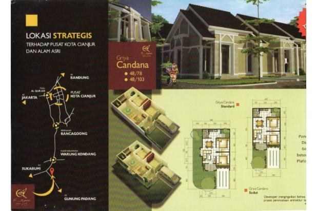 Dijual Rumah murah di Cikancana Residence Cianjur hunian nyaman 15145397