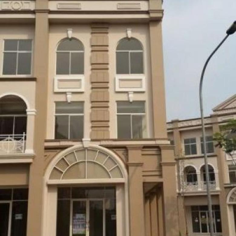 RUKO HUK 3LT DEPAN FRESH MARKET GRAND GALAXY CITY BEKASI