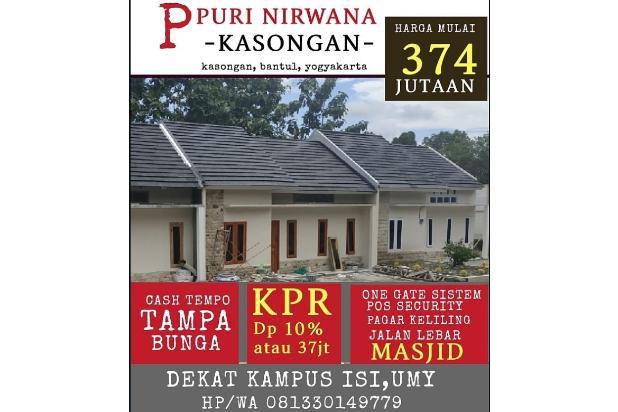 Rp37,4jt Rumah Dijual