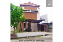 Rumah baru mewah, ekslusif, modern with Balinese Design di Soekarno Hatta