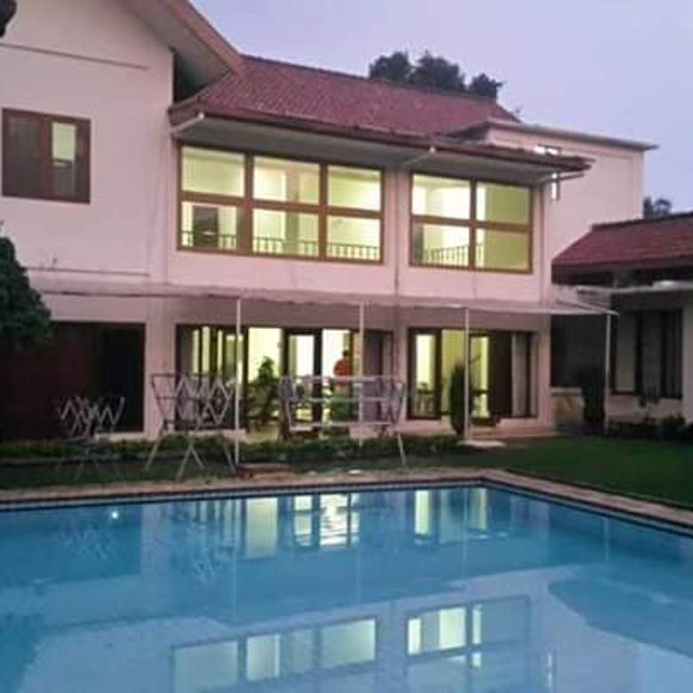 Rumah Terawat Dekat Rawa Gede, Tol Cibubur Depok