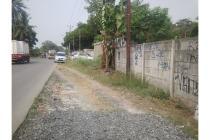 Tanah komersial di Jl Cisauk Legok. Cocok untuk ruko, apartemen, gudang,dll