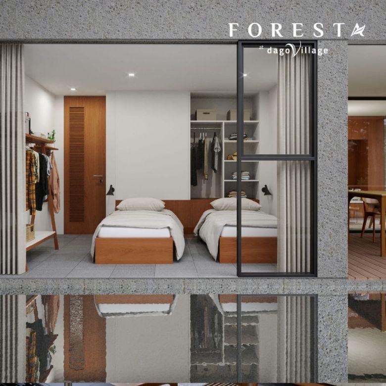 resort SUPER LUX + PRIVATE POOL di cluster ELITE dago