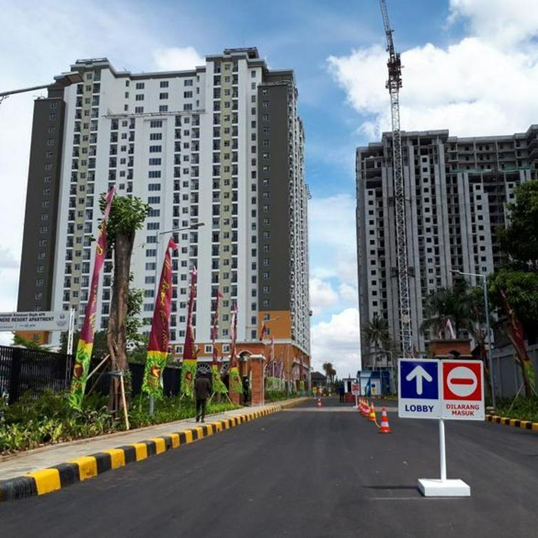 Apartemen Cinere Resort 2 Kamar Non Furnished
