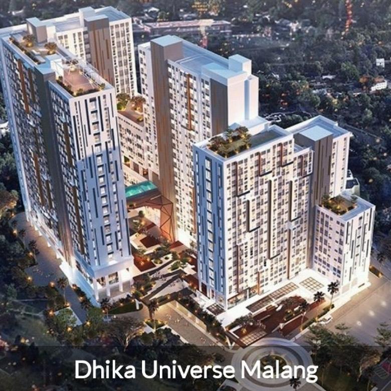 Dijual Apartemen Dhika Universe Malang Kota