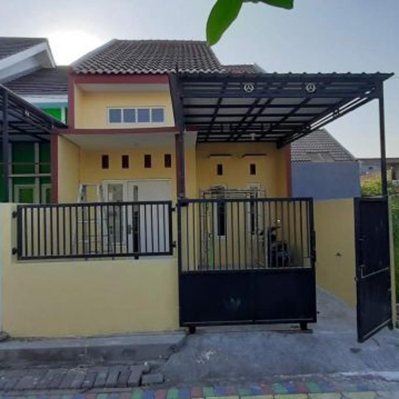 Over kredit KPR rumah baru daerah Kwangsan, Sedati, Sidoarjo