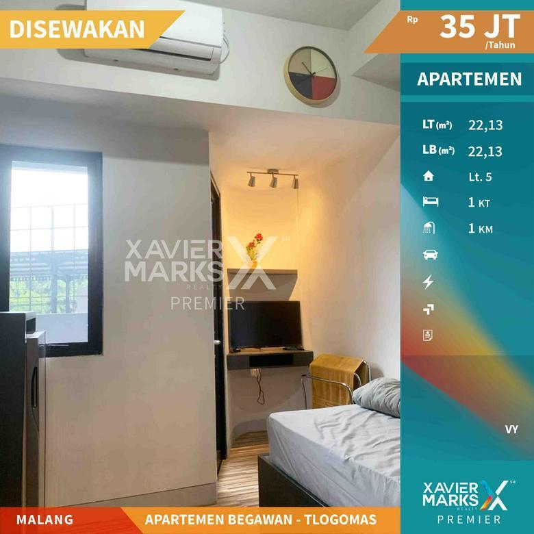 Apartemen Begawan Lokasi Strategis di Tlogomas Malang