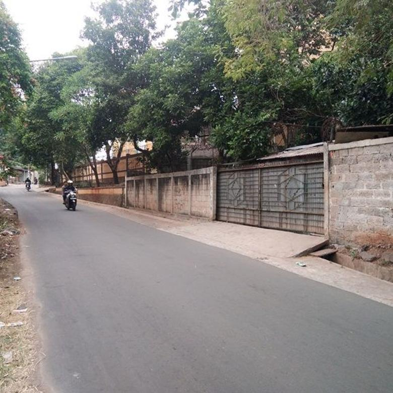Tanah Pinggir Jalan Palem Puri Bintaro sektor 9