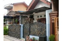 Dijual Rumah Bebas Banjir di Puri Bintaro Hijau, Pondok Aren, Tangsel