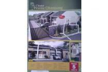 Dijual Rumah Baru Exclusive di Cihanjuang Cimahi, Bandung PR608