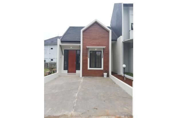 Rumah baru siap huni,bebas banjir,lokasi strategis & Mutiara Cibinong