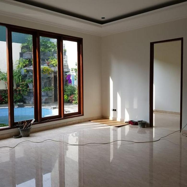 Rumah di Lebak Bulus, Jakarta Selatan ~ Rumah Baru ~ Dekat ke Simatupang