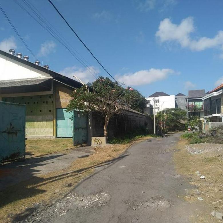 Tanah Dan Bangunan Gudang Layak Pakai Area Cargo Permai