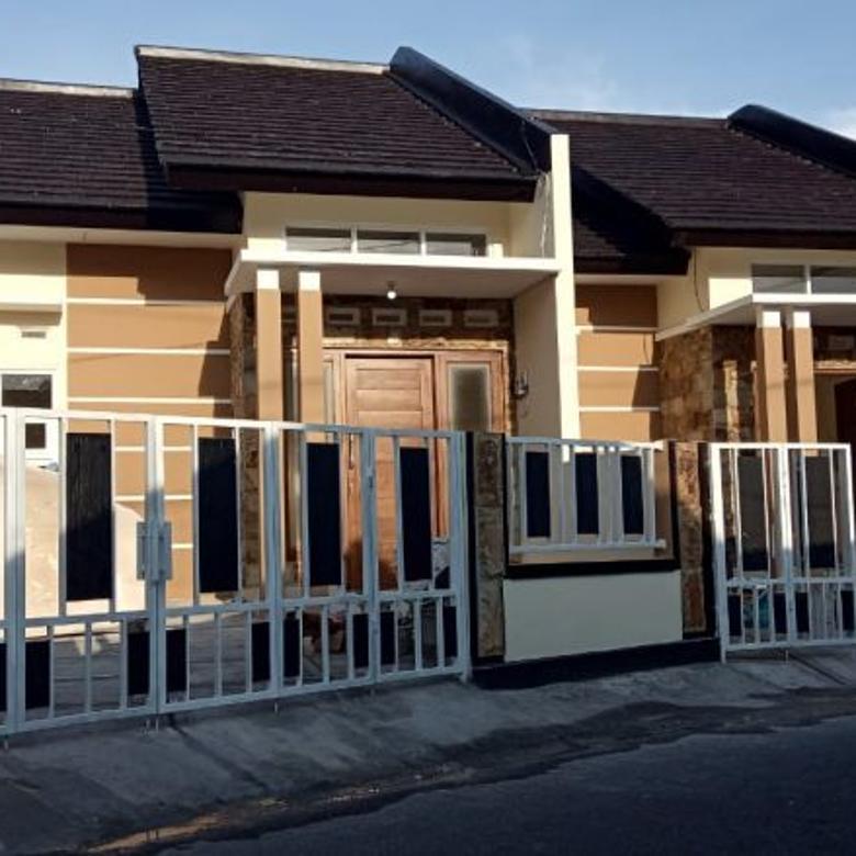 Dijual Rumah Type 50 dekat Kota Jogja di Gamping Sleman km 5.5