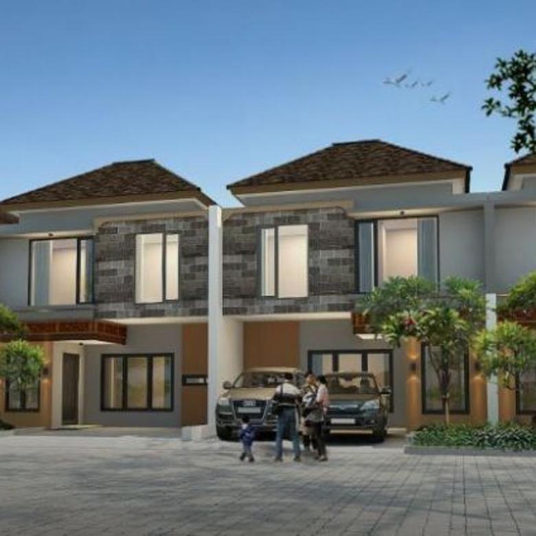 Cluster Konsep Bali DP 0% Di Jagakarsa Jakarta Selatan
