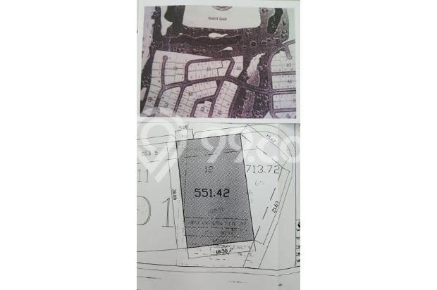 Dijual Tanah Kavling Strategis di Telaga Gof BSD Tangerang Selatan 15146075