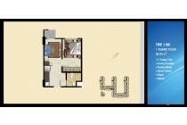 Dijual Apartement Signature Park Grande type 1BR