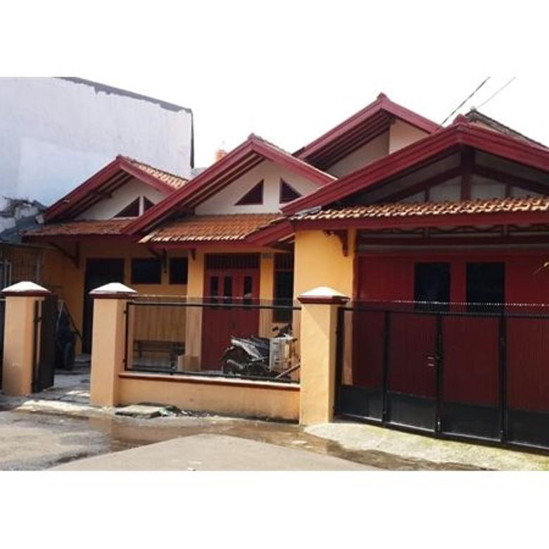rumah ex konveksi murah hitung tanah di kelapa dua kebon jeruk jakarta bara