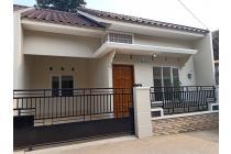 Rumah cluster cantik strategis di JIR Perumahan Pemda Jatiasih