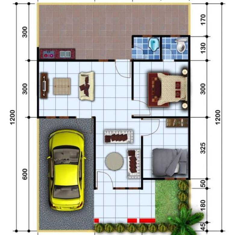 Rumah-Lampung Selatan-2