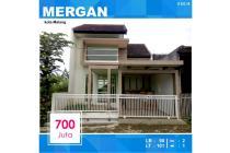 Rumah di Mergan kota Malang _ 283.18