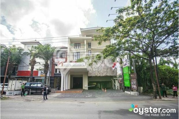 Dijual hotel bintang 4 di jln raya sunset road kuta bali 11975997