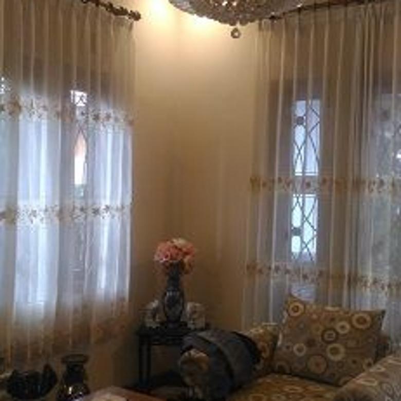 Posisi rumah Hoek mewah dan cantik daerah Turangga Bandung