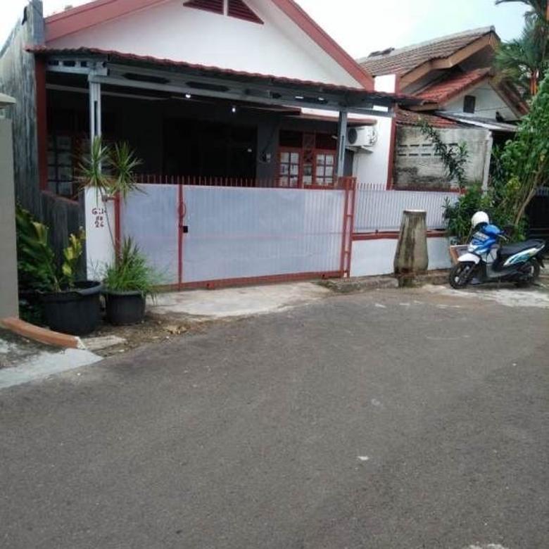Rumah rapi di Permata Pamulang dekat dari BSD