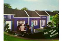 Dijual rumah subsidi di Banjaran Bandung, type 36, cicilan flat