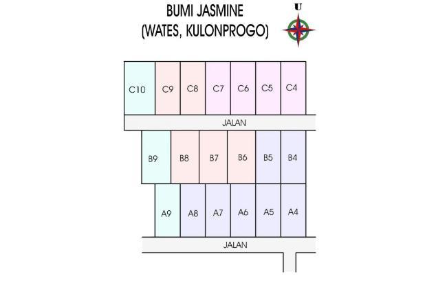 Kavling Standard Cluster Kulonprogo : JAMINAN UNTUNG 25%, Resmi 16580413