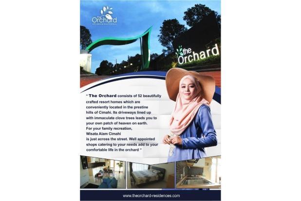 Wow! Perumahan Elit Bernuansa Resort Hanya Ada di Orchard Cimahi 15144899
