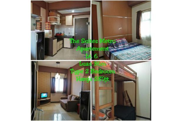 Rp289jt Apartemen Dijual