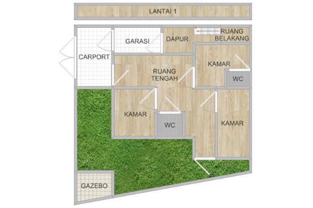 Rumah Baru 3KT dengan Halaman Luas, Ragunan 15334313