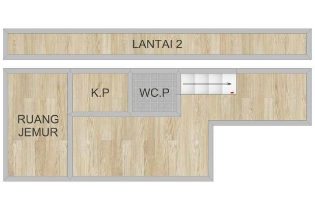 Rumah Baru 3KT dengan Halaman Luas, Ragunan 15334316