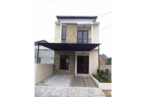 rumah 2 lantai tanpa dp cukup boking 5jt free semua biaya 14618419
