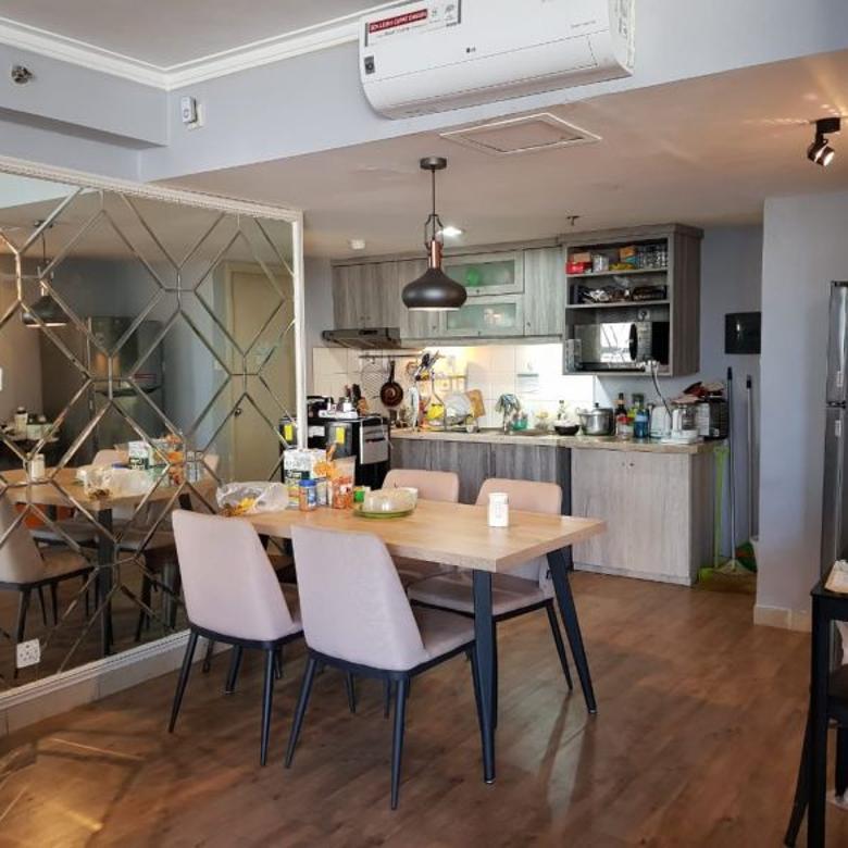 Dijual Apartemen Aston Rasuna lantai 5 Fully Furnish