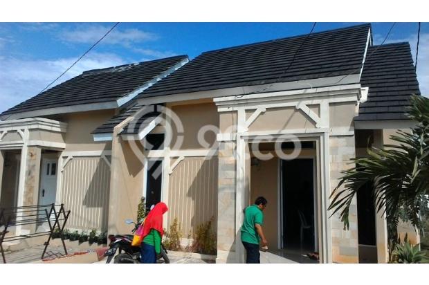 Rumah murah di Cikancana Residence Cianjur desain klasik 15145370