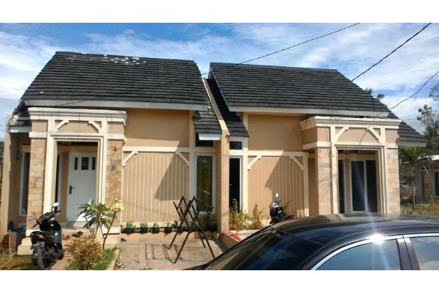 Rumah murah di Cikancana Residence Cianjur desain klasik 15145371