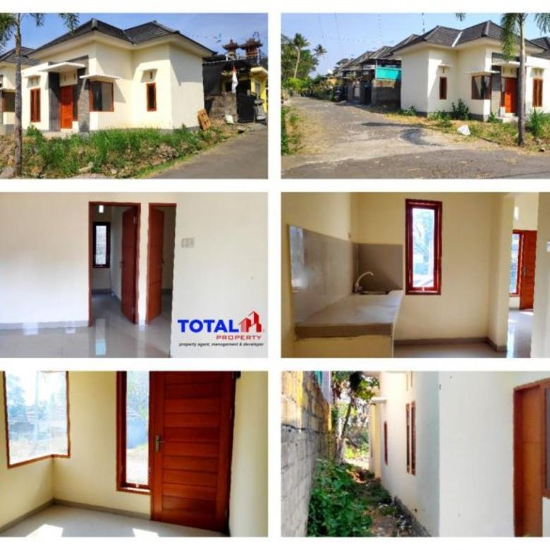 Dijual rumah type 45/100 harga 400 jutaan di Tendean, Tabanan.