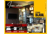 Apartemen Suite Suites Metro Bukan Jardin Gateway Asia Afrika Bandung