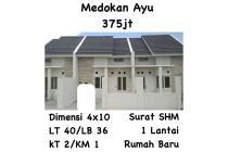 Rumah Medokan Ayu Surabaya Timur Baru Siap Huni Murah Nego