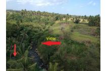 Tanah Di Jln Lanyahan Ubud Bali Dkt Ke Central Ubud
