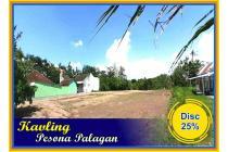 Tanah Area Sleman Kota, Kavling Jongke, SHM Pecah Unit