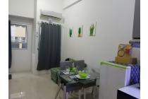 Disewa Apartemen Puncak Permai  (Lantai 2, View Kolam) Full Furnish