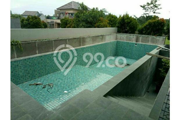 Hunian Mewah, Private Swimming Pool di Rangga Mekar Bogor 16844860