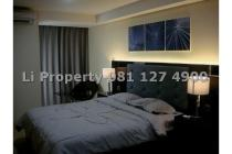 DISEWAKAN Warhol Apartment, Simpang Lima, studio, Semarang, Rp 6.5jt/bulan