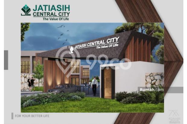 Jatiasih Central City @ Cikunir - Jatiasih, DP cicil 24 bln, terlengkap 21122967