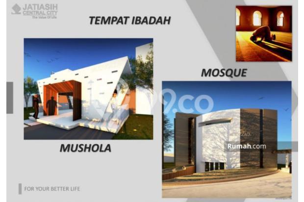 Jatiasih Central City @ Cikunir - Jatiasih, DP cicil 24 bln, terlengkap 21122975